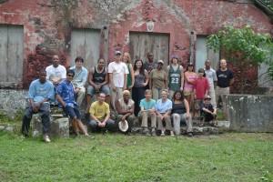 Northwestern University Excavation Volunteers